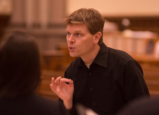 James Burritt, Director