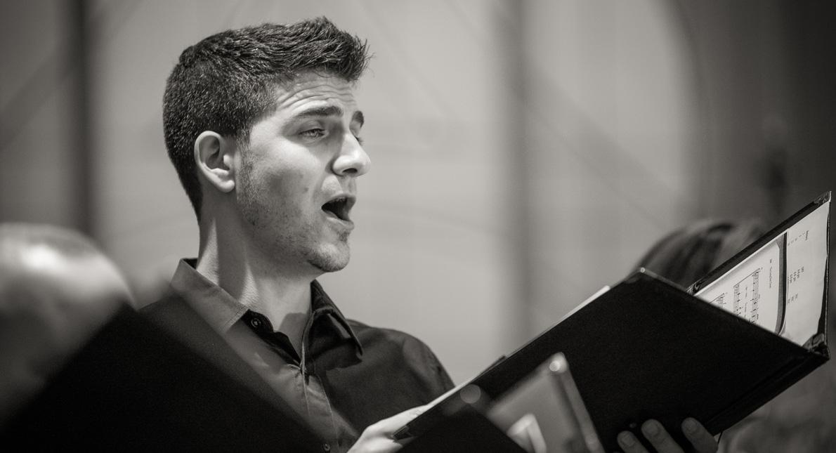 Listen to Vocalis Chamber Choir
