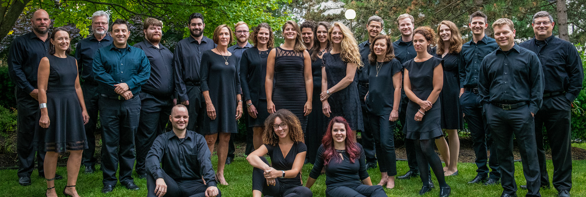 Vocalis Chamber Choir Singers
