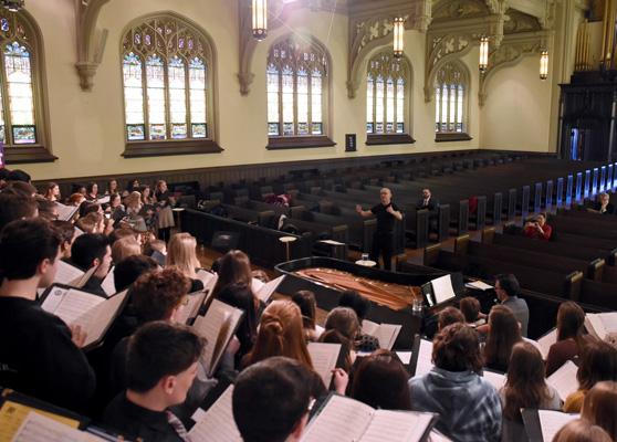 School Choir Workshop