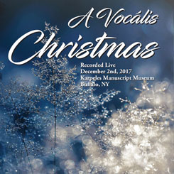 Vocalis Christmas Live 2017 DVD